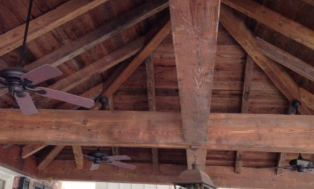 Antique Wood Beams